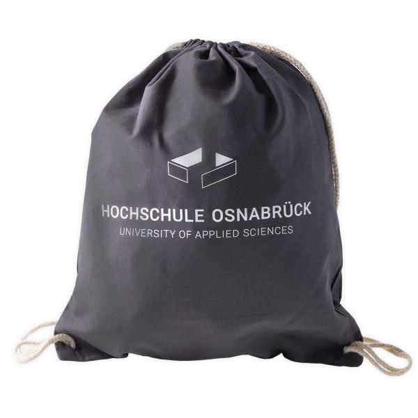 Gym Bag, grey, corporate