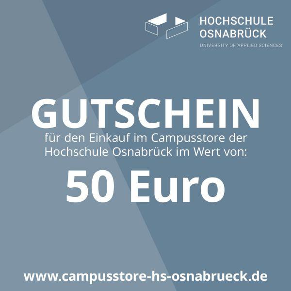 Gutschein, 50 Euro